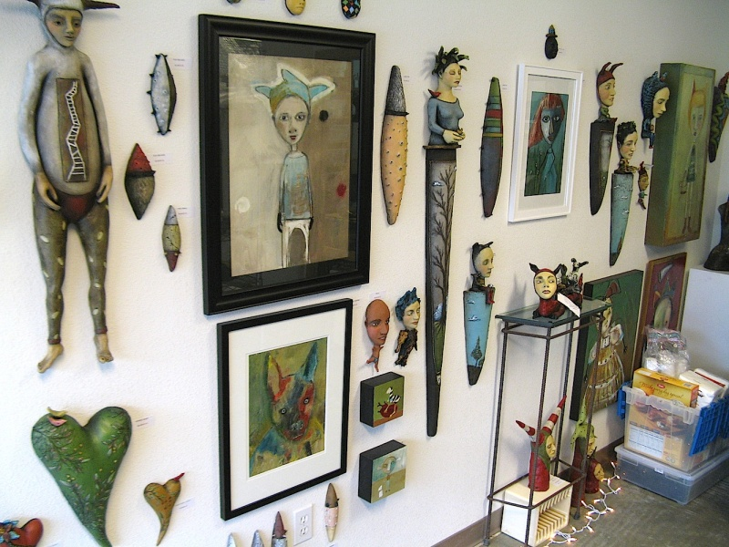 Jackie Hurlbert artist