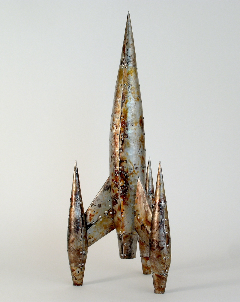 Steve Eichenberger rocket