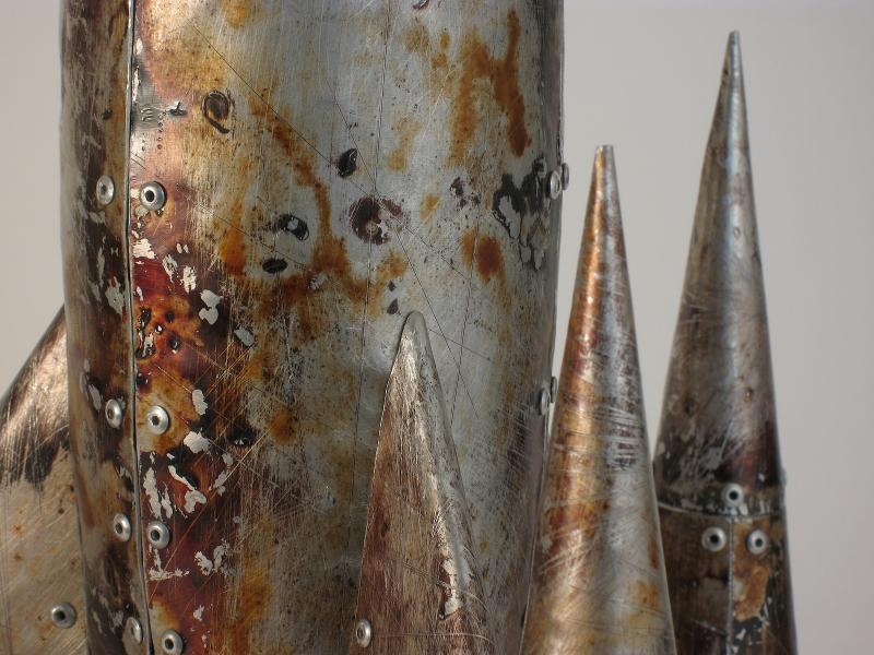 Steve Eichenberger rocket detail